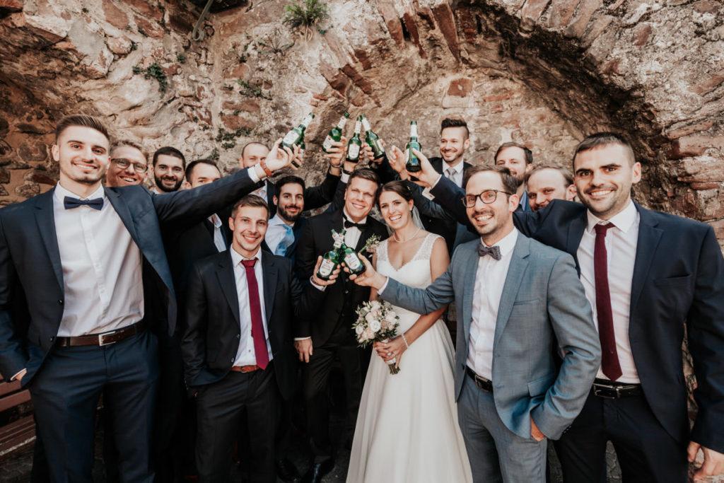 Hochzeit Badischer Hof in Seckenheim