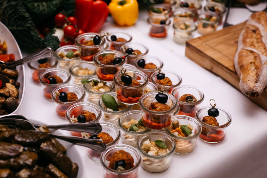 Catering Providing Moments
