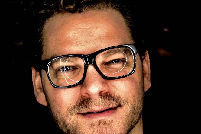 Hochzeit-DJ Timothy Starratt