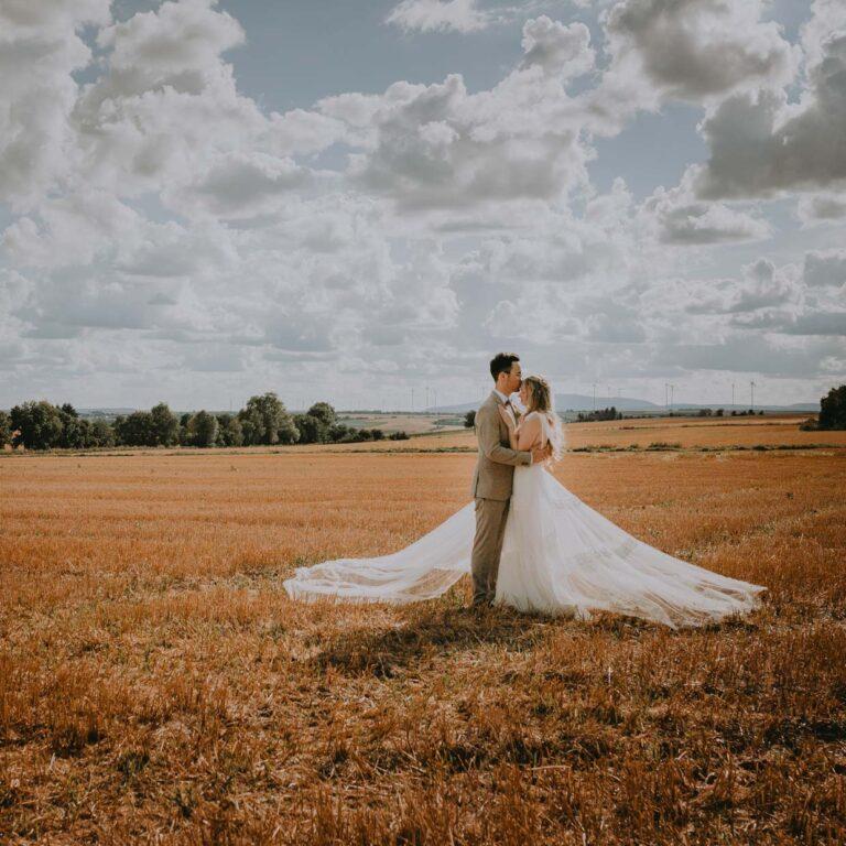 Hochzeitsfotograf in der Pfalz, Weingut Hahn